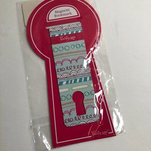 Thirty One 31 Magnetic Bookmark Conference Stripe